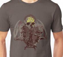 flat circle Unisex T-Shirt