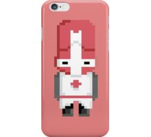 Castle Crashers (Red Knight) iPhone Case/Skin