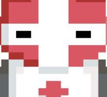 Castle Crashers (Red Knight) Sticker
