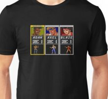 Streets of Rage - Adam Unisex T-Shirt