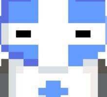 Castle Crashers (Blue Knight) Sticker