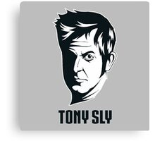 Long Live Tony Sly Canvas Print