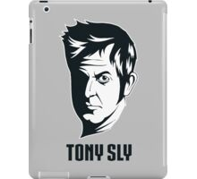 Long Live Tony Sly iPad Case/Skin