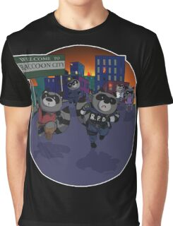 Escape Raccoon City Graphic T-Shirt