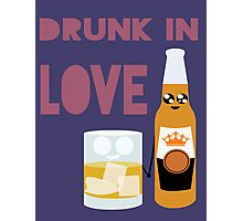 Drunk In Love ll Photographic Print