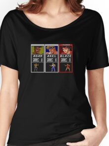 Streets of Rage - Blaze Women's Relaxed Fit T-Shirt