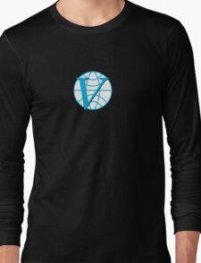 Venture Industries logo sticker and t-shirt Long Sleeve T-Shirt