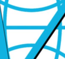 Venture Industries logo sticker and t-shirt Sticker