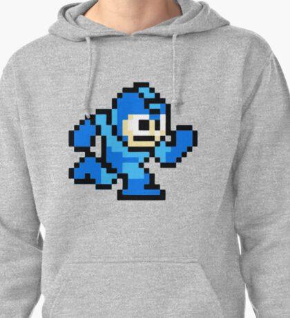 Mega Man Running Pullover Hoodie