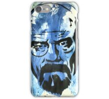 Man in Blue iPhone Case/Skin