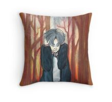 Painful Noise Throw Pillow