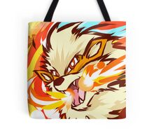 Arcanine | Fire Fang Tote Bag