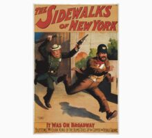 Sidewalks of New York T-Shirt