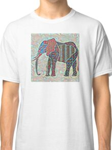 Abstract Elephant Classic T-Shirt