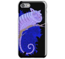 Cheshire Cat Chameleon iPhone Case/Skin