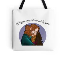 Sleepy Hollow- I forge my fate with you Tote Bag