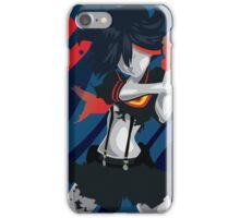 Kill la Kill Ryuko Matoi Simplist Artwork iPhone Case/Skin
