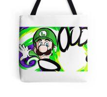 Luigi | Fireball Tote Bag