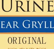 Bear Grylls Brew Sticker