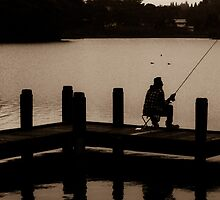 Timeout for Fishing by Splendiferous Images