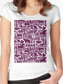 Tatoo Women's Fitted Scoop T-Shirt