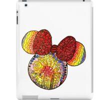 Tie Dye X Minnie Mouse iPad Case/Skin