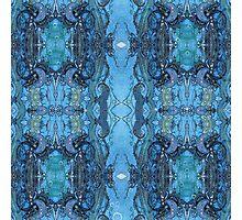 Underwater Gates Photographic Print