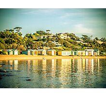 Ranelagh Beach, Melbourne Photographic Print