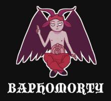 Baphomorty by LovelyChauna