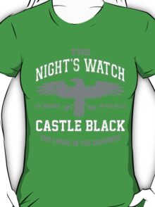 The Night's Watch T-Shirt