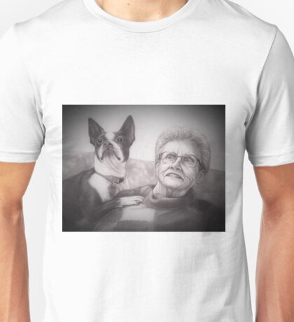 Mary and Lady Unisex T-Shirt