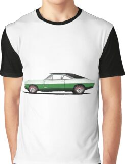 Dodge Charger R/T 426 Hemi (green) Graphic T-Shirt