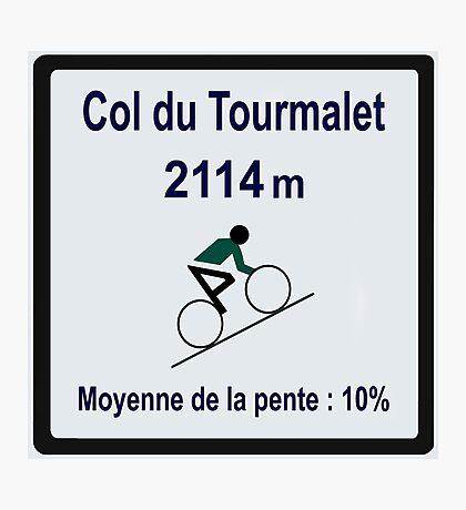 Col Du Tourmalet Photographic Print
