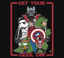 Get Your Geek On! by lylestylez