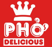Pho King Delicious by tinybiscuits