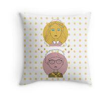 Moonrise Kingdom Kids Throw Pillow