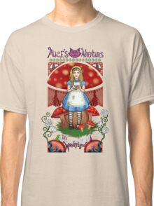 Alice, poster & shirt Classic T-Shirt