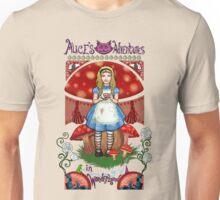 Alice, poster & shirt Unisex T-Shirt