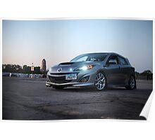 Mazdaspeed 3 Poster
