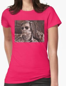 George Jones Womens Fitted T-Shirt