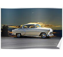 1954 Chevrolet Bel Air Poster