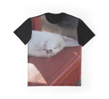Sleeping Royal  Graphic T-Shirt