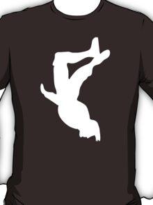 Shooting Star Press-White T-Shirt
