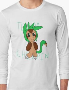 Team Chespin Long Sleeve T-Shirt