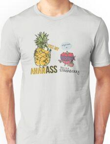 strawberry pineapple funny Unisex T-Shirt