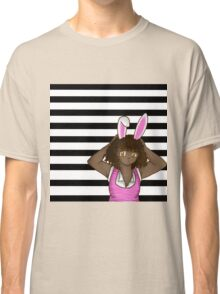 Rabbit on the Loose Classic T-Shirt