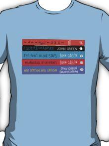 John Green Books T-Shirt