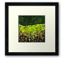Untitled I Framed Print