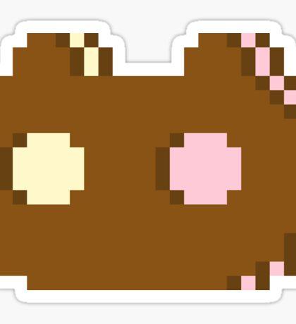 Cookie Cat Sandwich Sticker