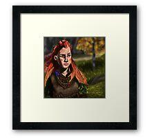 E3 2016 Painting Series 2 Framed Print